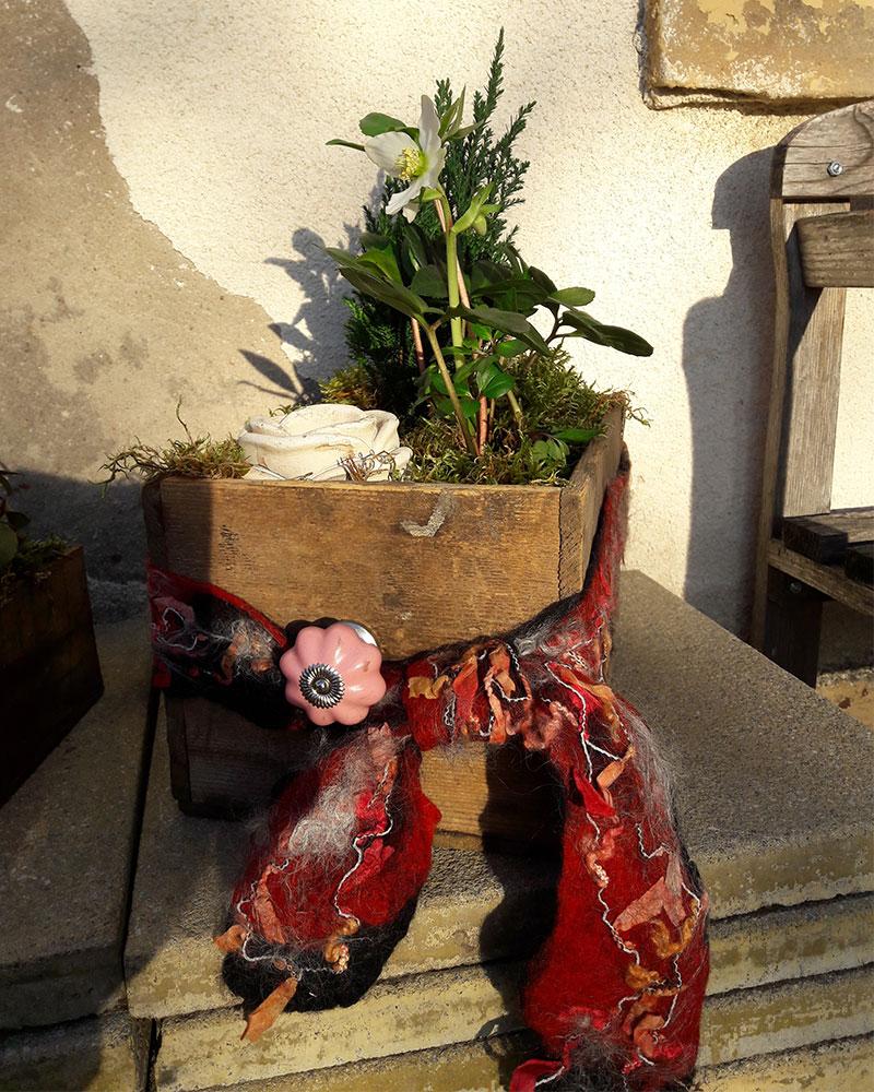 Schublade-bepflanzt-Firlefanz-Dekoration-Wollfra